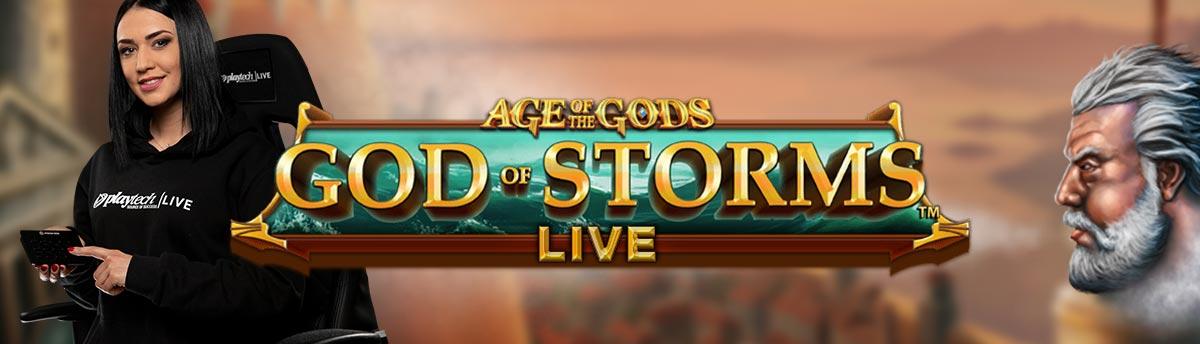 Casinò Online GOD OF STORMS LIVE