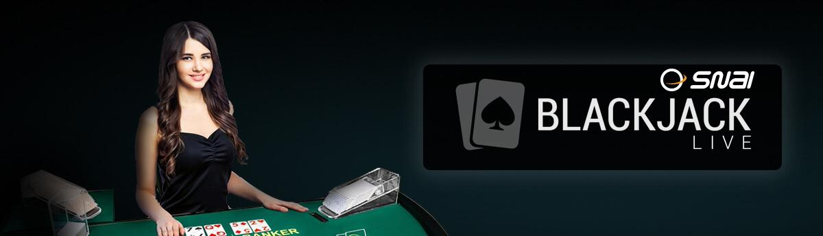Casinò Online Snai Blackjack live