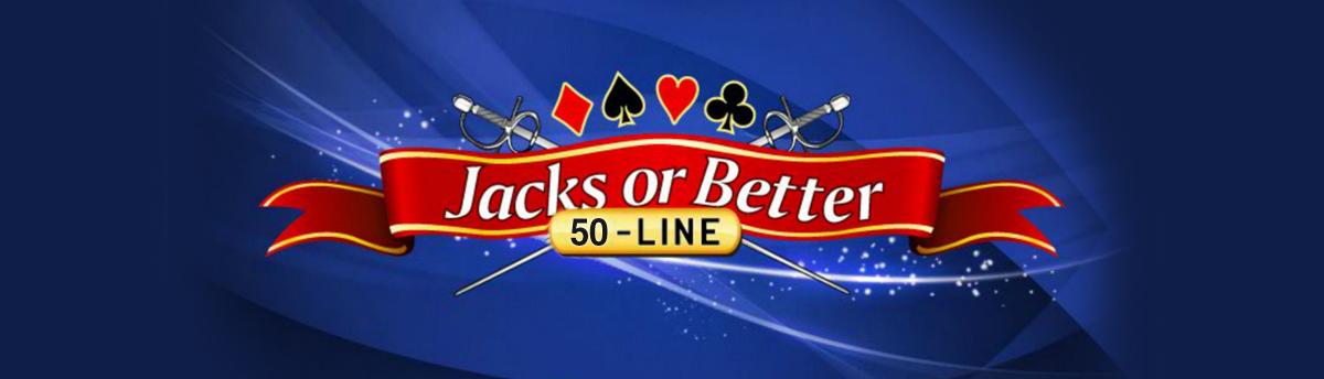 Casinò Online JACKS OR BETTER A 50 LINEE