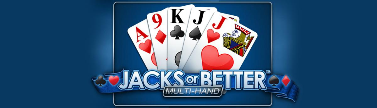 Casinò Online JACKS OR BETTER MULTI-HAND