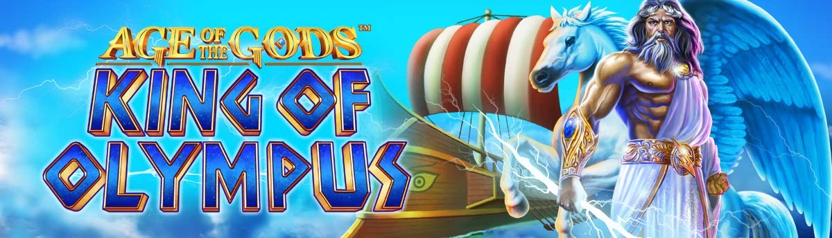 Casinò Online AGE OF THE GODS™ KING OF OLYMPUS