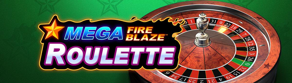 Casinò Online MEGA FIRE BLAZE: ROULETTE