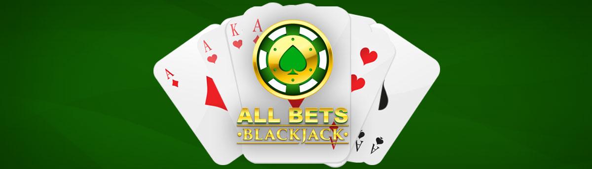 Casinò Online All bets Blackjack