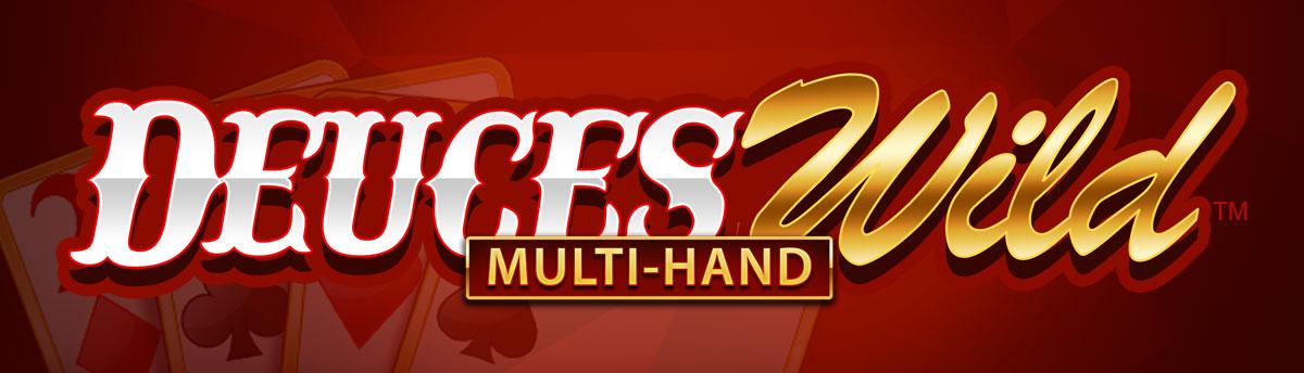 Casinò Online DEUCES WILD MULTI-HAND
