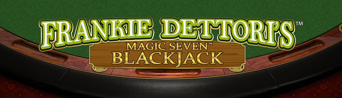 Casinò Online Frankie Dettori s Magic Seven Blackjack