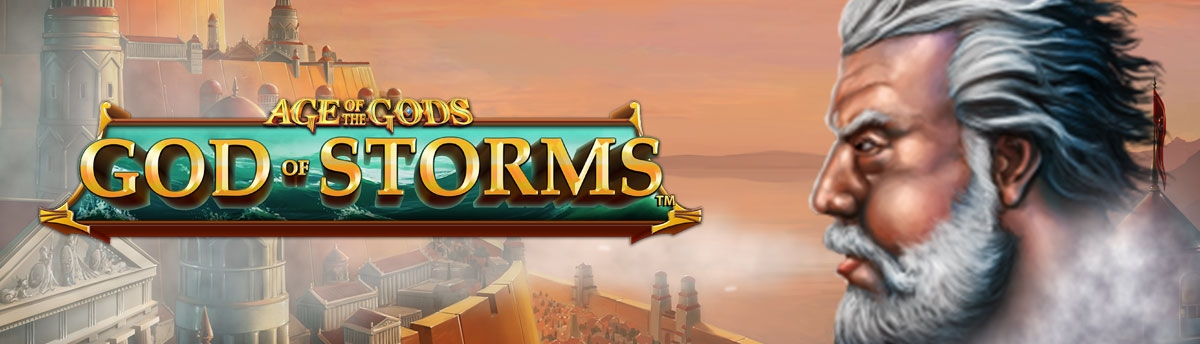 Casinò Online Age of the Gods: God of Storms