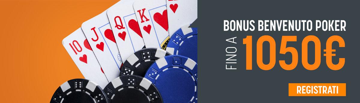 Gioca a Poker Online su Snai.it