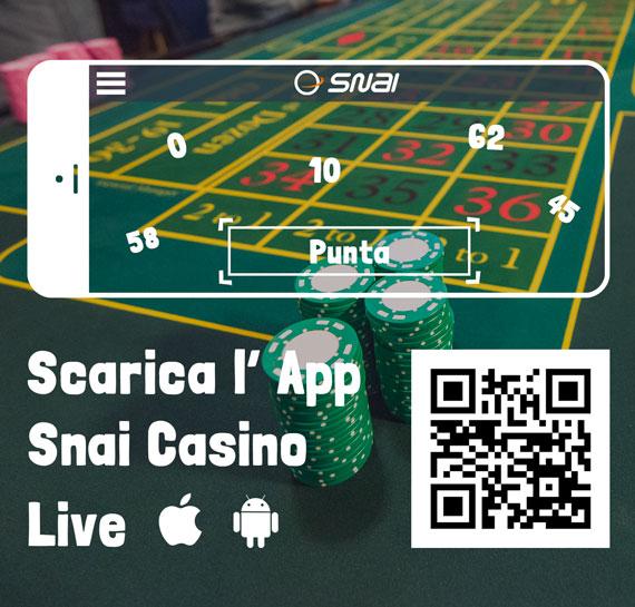 QR App Casino Live