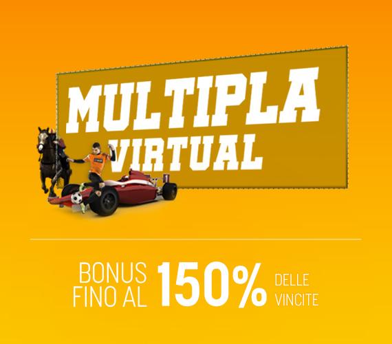 Bonus Multipla Virtual week