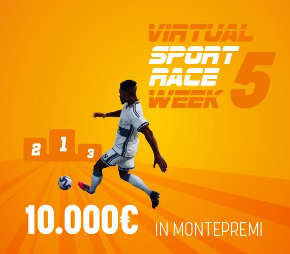 New Virtual Sport Race