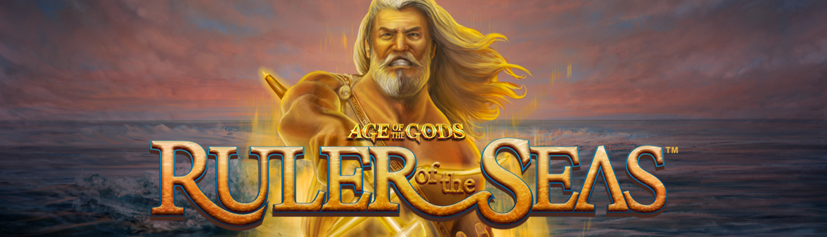 Slot Online Age of the Gods: Ruler of the seas