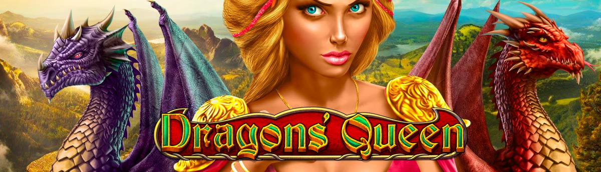 Slot Online Dragon's Queen