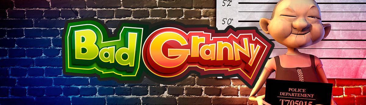 Slot Online Bad Granny