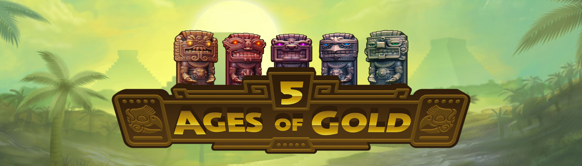 Slot Online 5 Ages of Gold