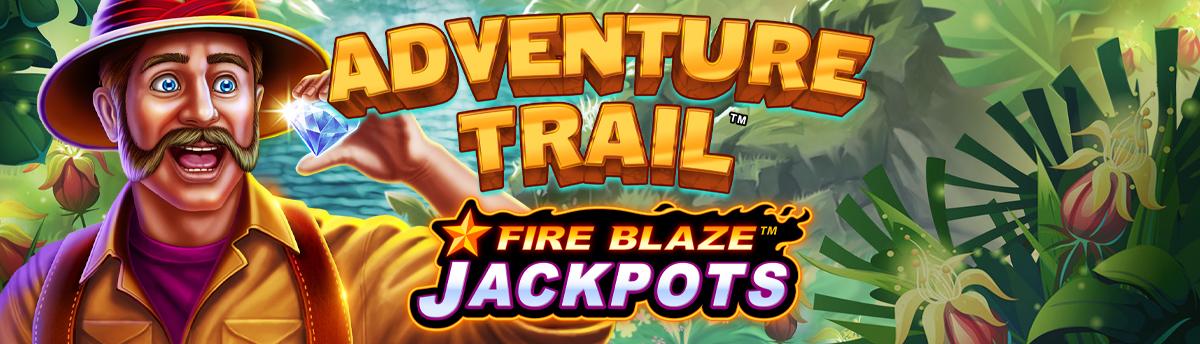 Slot Online Fire Blaze Adventure Trail