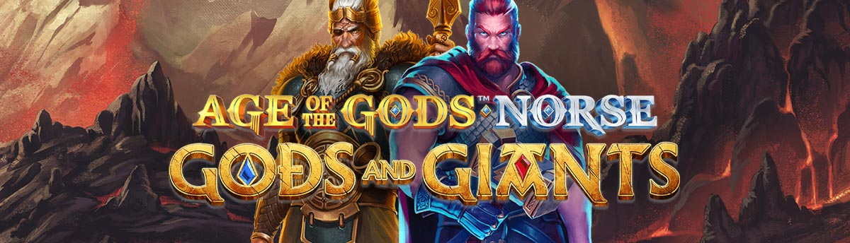 Slot Online AGE OF THE GODS NORSE: GODS AND GIANTS