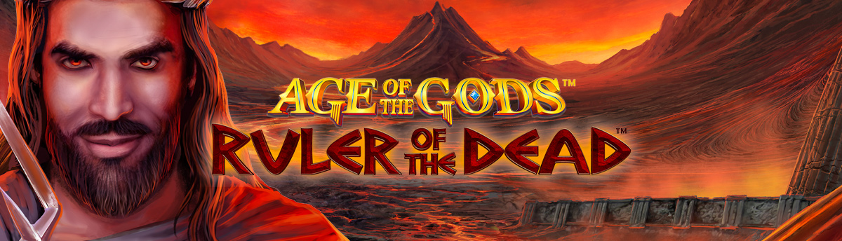 Slot Online Age of the Gods: Ruler of the Dead