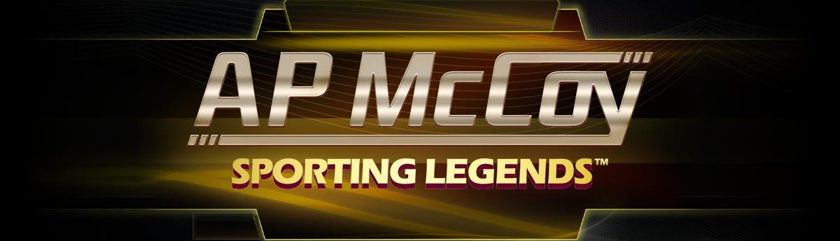 Slot Online AP MCCOY SPORTING LEGENDS