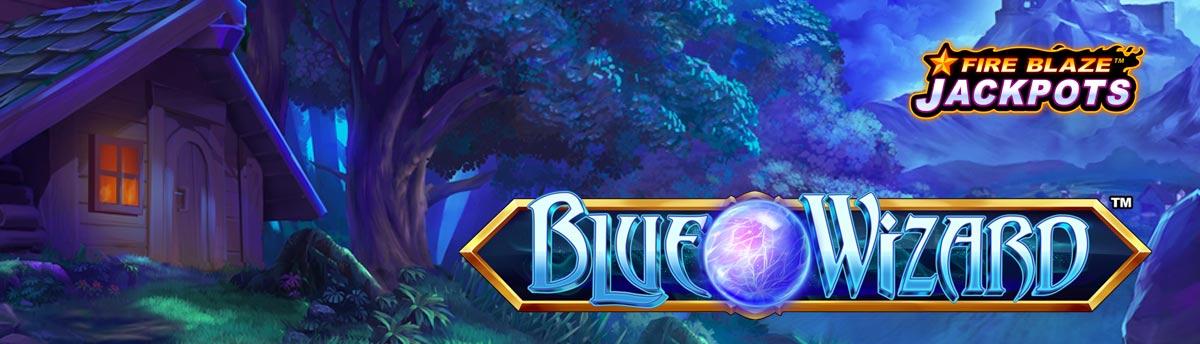 Slot Online Blue Wizard