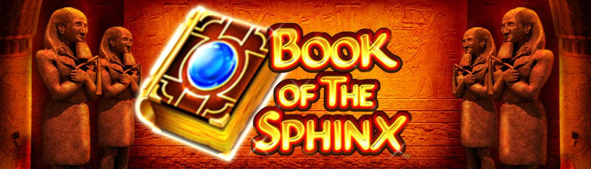 Slot Online BOOK OF THE SPHINX