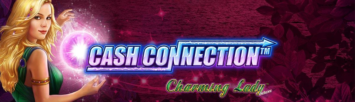 Slot Online Cash Connection - Charming Lady