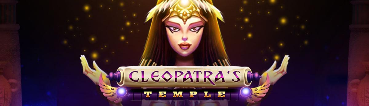 Slot Online CLEOPATRA'S TEMPLE