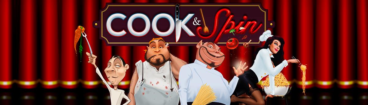 Slot Online Cook&Spin