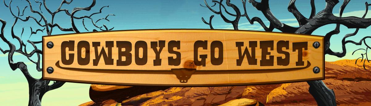 Slot Online COWBOYS GO WEST HD