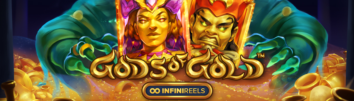 Slot Online GODS OF GOLD INFINIREELS