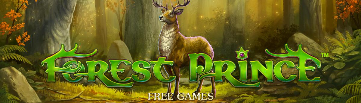 Slot Online FOREST PRINCE