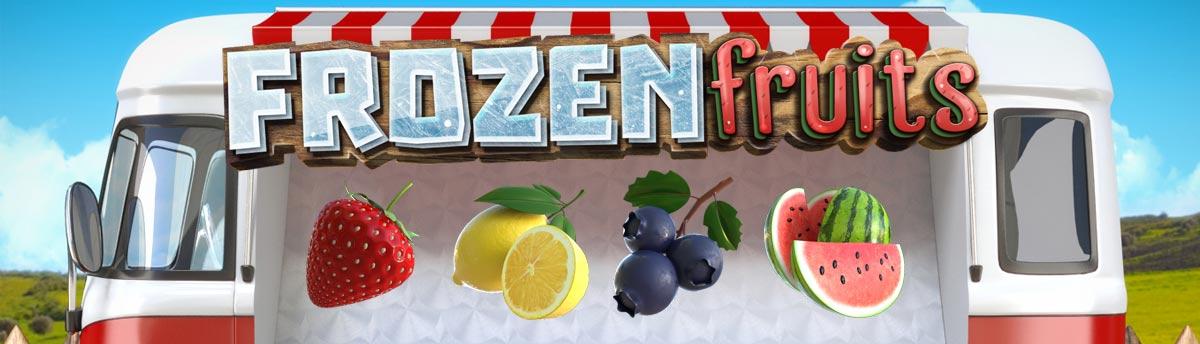 Frozen Fruits Slot Machine