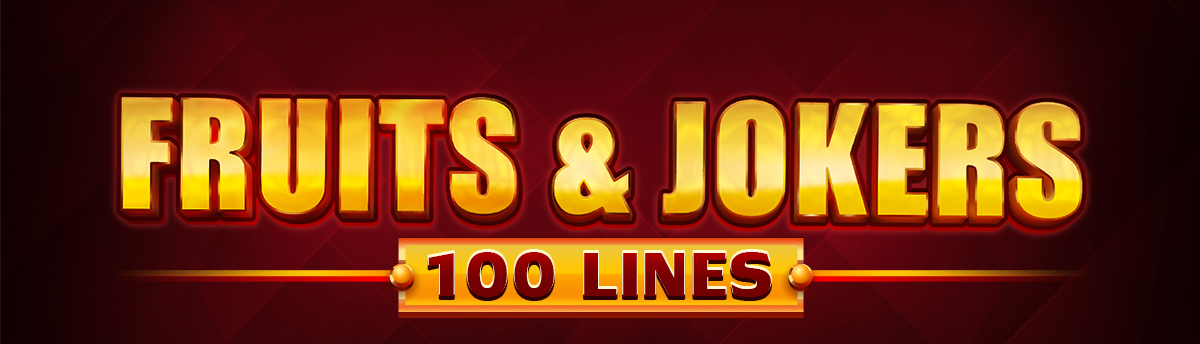 Slot Online FRUITS AND JOKERS 100