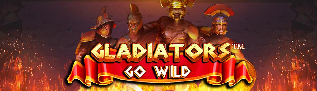 Slot Online GLADIATORS GO WILD