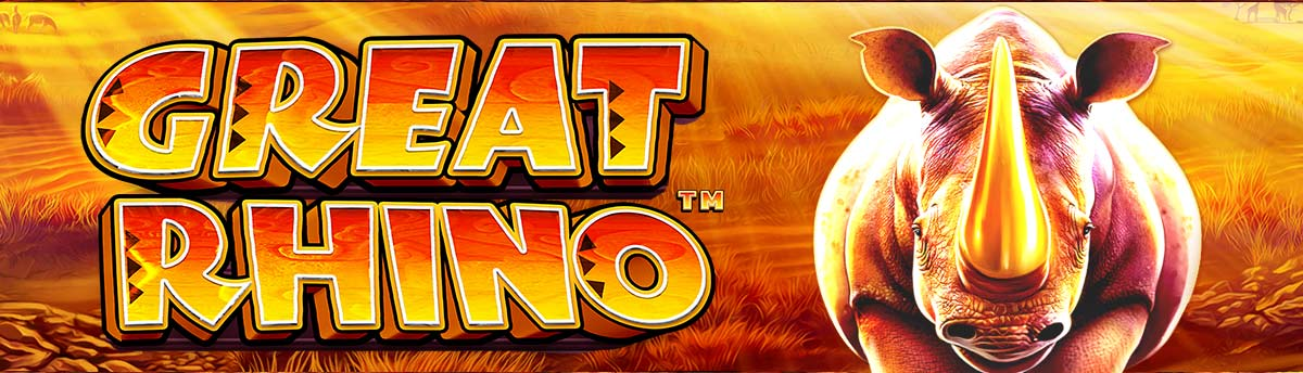 Slot Online Great Rhino