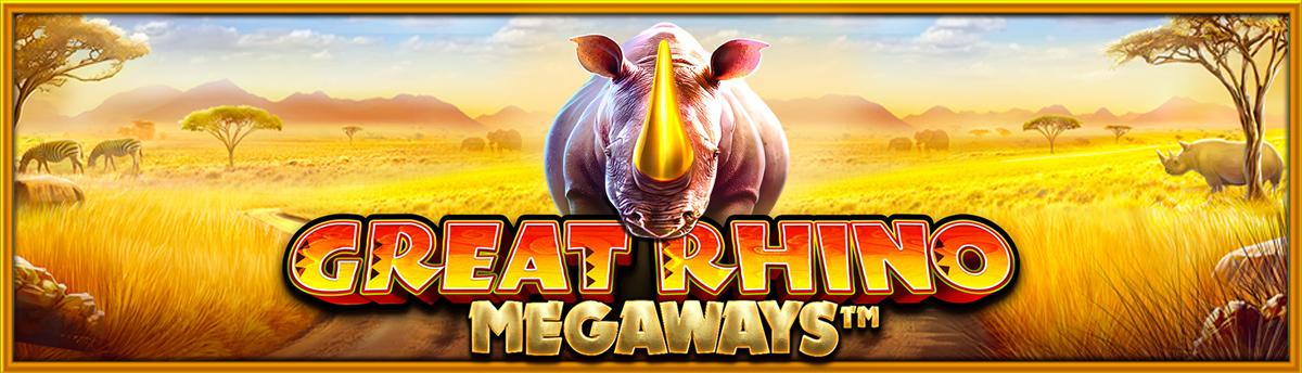 Slot Online Great Rhino Megaways