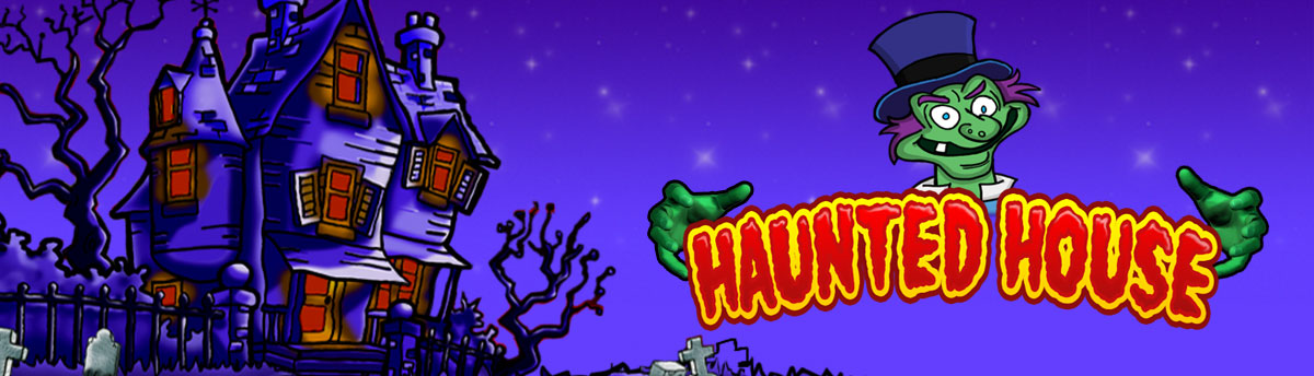 Slot Online Haunted House