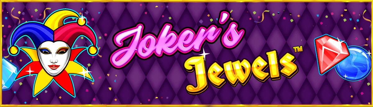Slot Online joker's jewels