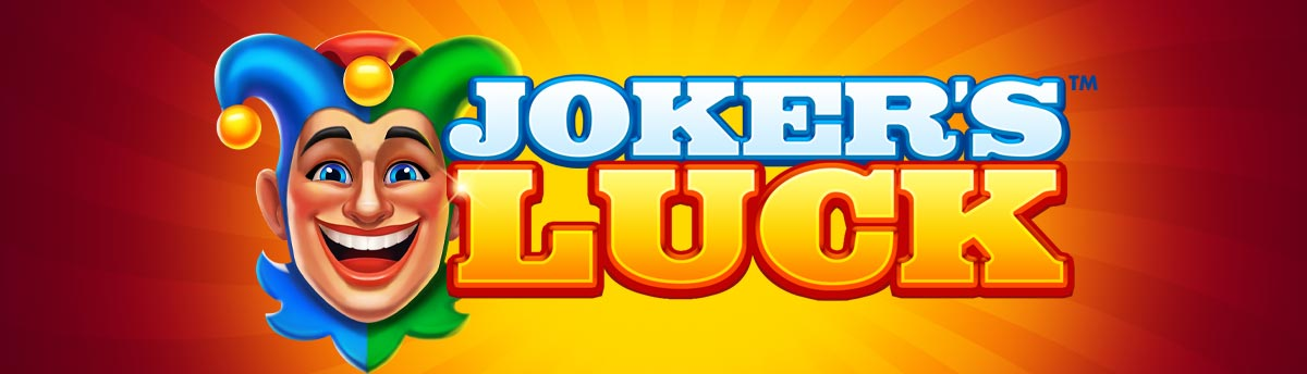 Slot Online Joker's Luck