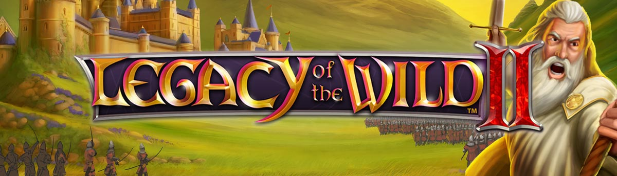Slot Online Legacy of the wild 2