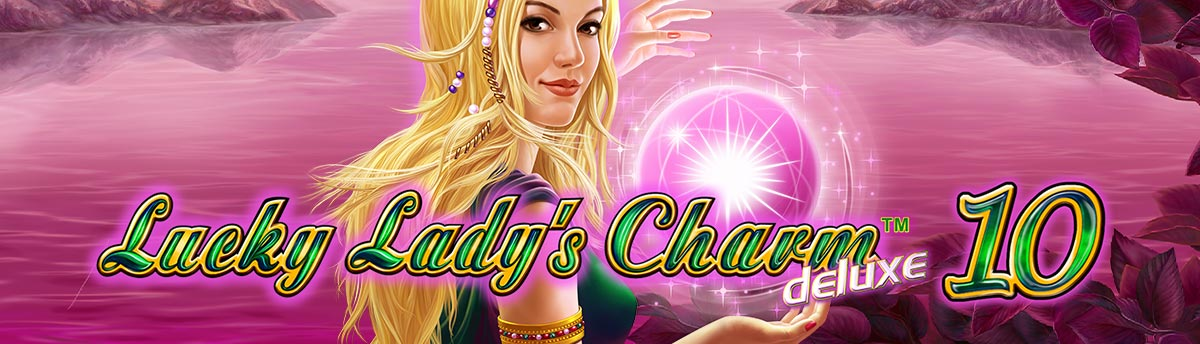 Slot Online  Lucky Lady's Charm Deluxe 10