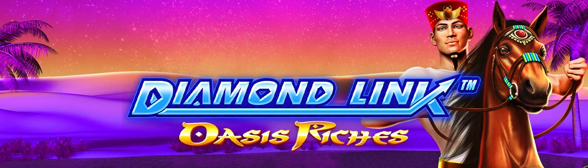 Slot Online Diamond Link - Oasis Riches