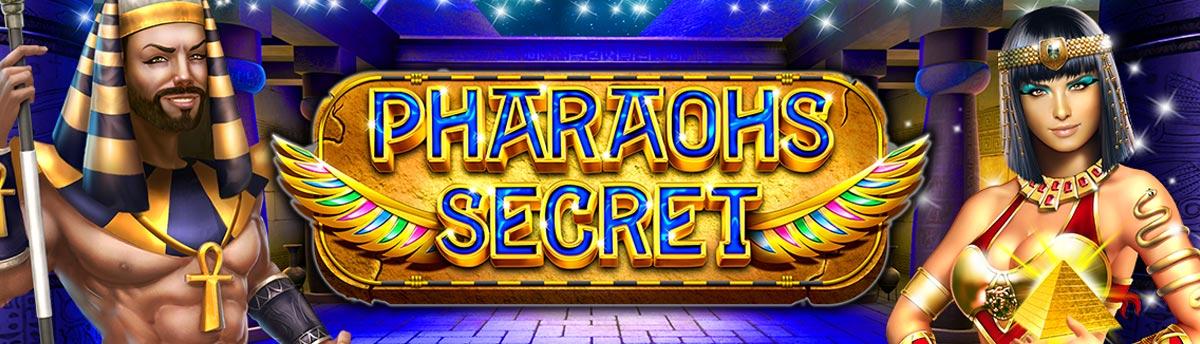 Slot Online PHARAOHS SECRET