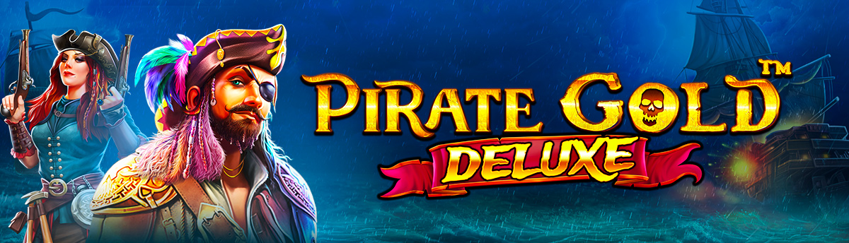 Slot Online Pirate Gold Deluxe