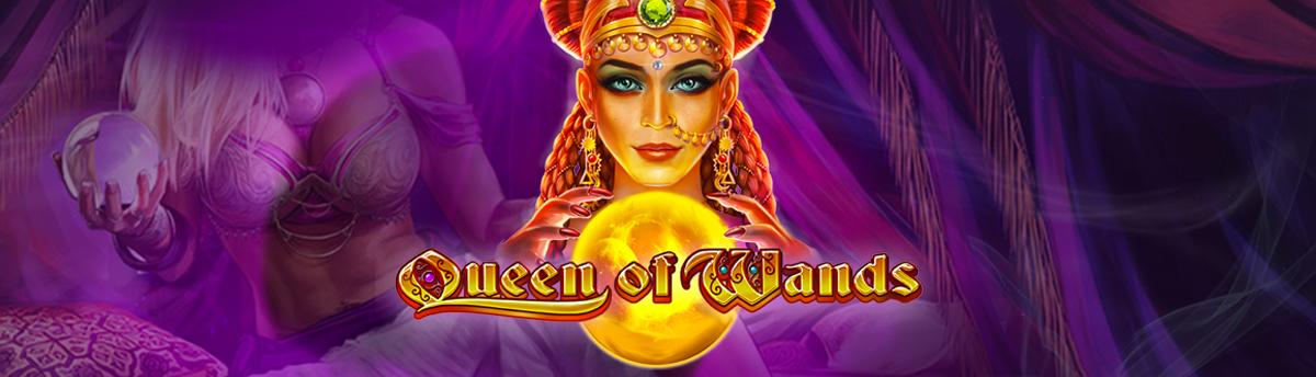 Slot Online Queen of Wands