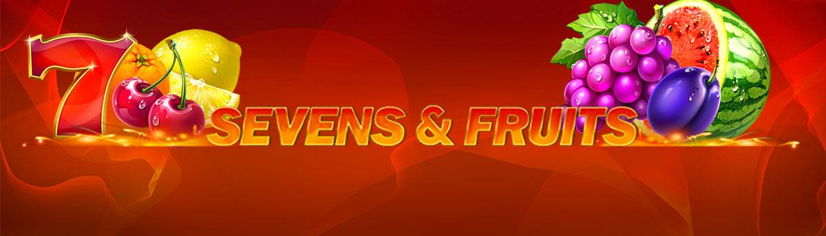 Slot Online SEVENS N FRUITS 20