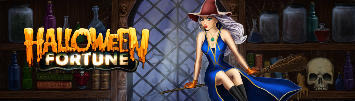 Slot Online HALLOWEEN FORTUNE