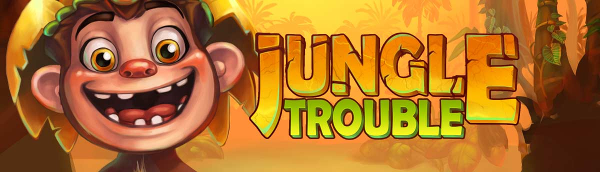 Try Jungle Trouble Slots With No Download