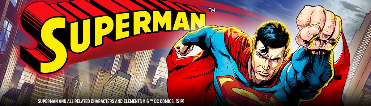 Slot Online Superman Comics