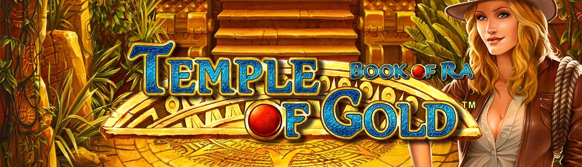 Slot Online Book of Ra Temple of Gold