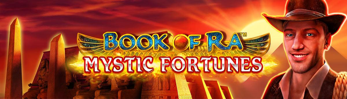 Slot Online Book of Ra Mystic Fortune